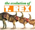 ?Evolutionists Believe the T-rex Evolved into a Chicken? ? Many…