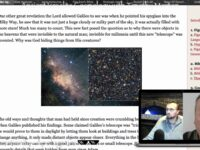 Does the Bible teach that the earth is flat, geocentric,…