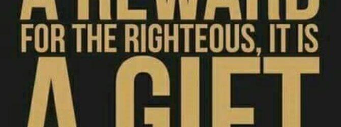 Ephesians 2:8-9 KJV For by grace are ye saved through…