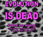 EVOLUTION IS DEAD… Did you know that 65% of Nobel…