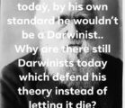 Charles Darwin is the founding father of the Evolution theory,…