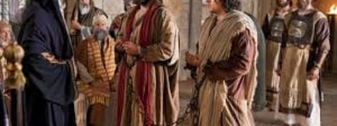 """A POWERFUL TESTIMONY….Patiently read! Acts 4:8 """"Then Peter, filled with…"""