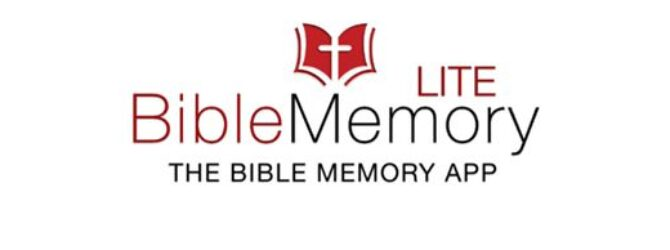 Does anyone have any suggestions for a Bible Memory App…