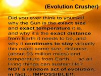 THE SUN (Evolution Crusher) Just the SUN alone completely CRUSHES…