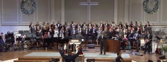 Central Church Choir & Orchestra Worship, April 19, 2020