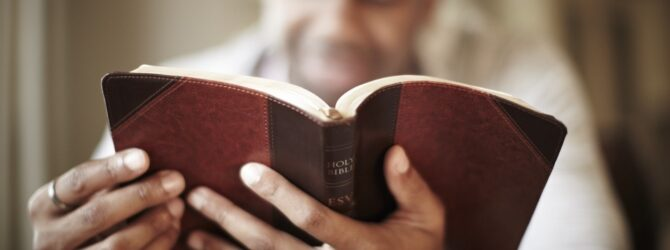 How can we determine the theological importance of the Bible…