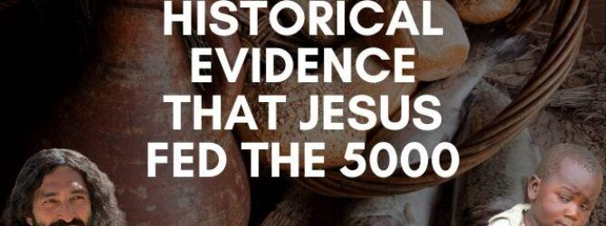 The feeding of the 5000 is one of Jesus' most…