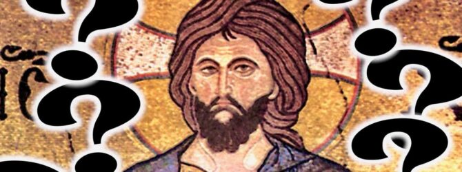Did Jesus Exist? Was there a historical Jesus, or was…