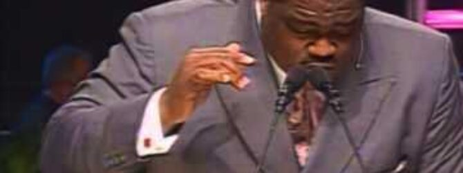 Great word from Brother Voddie linking Psalm 22 to Letters…