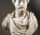 From the March/April 2017 Biblical Archaeology Review Marcus Aurelius. Photo:…