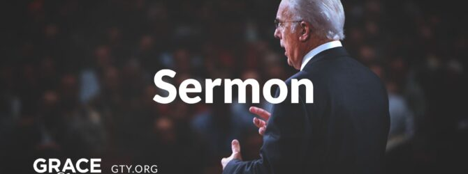 The following sermon transcript does not match the video version…