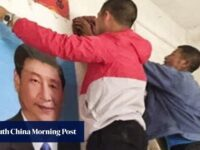 Want to escape poverty? Replace pictures of Jesus with Xi…