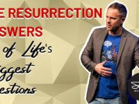 The Resurrection of Jesus Answer 3 of the Biggest Life…