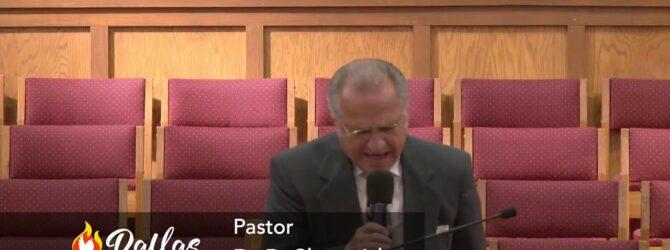 """""""Gentleness"""" Part 1 Pastor D. R. Shortridge"""