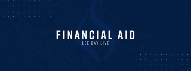 LIVE: Financial Aid