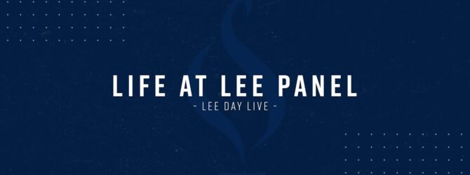 LIVE – LIFE AT LEE PANEL