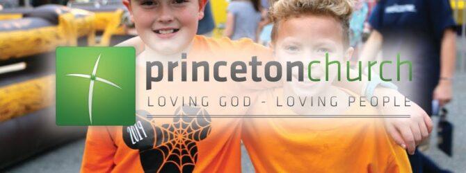 Princeton Church Livestream