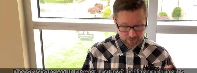 Refresh at Noon Prayer