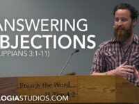 This topic is central to the Gospel of Christ! Justification…