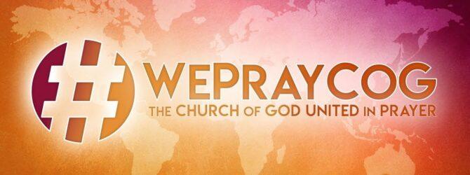 We Pray Devotional – March 30, 2020 – Dr. Raymond Culpepper