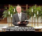 """Wonder, Worry, Wrath or Worship"" pastor Loran Livingston, April 5, 2020"