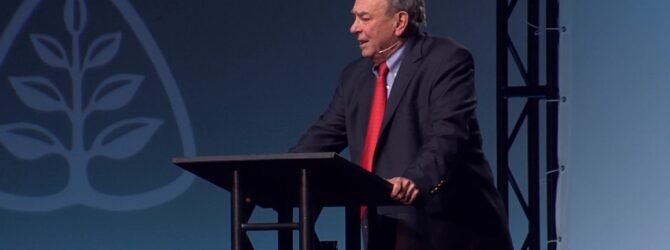 In this brief clip, R.C. Sproul explains that faith is…