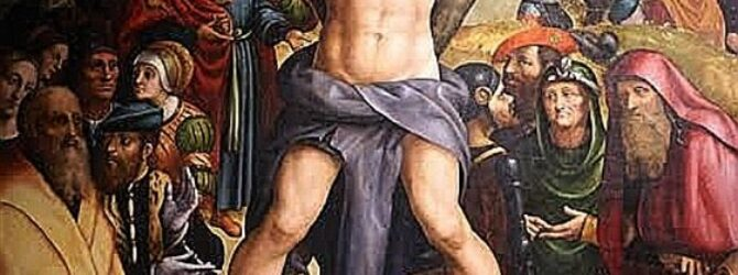 MARTYRDOM OF ST. ANDREW THE APOSTLE (SAN ANDREAS) (60-70 AD)…