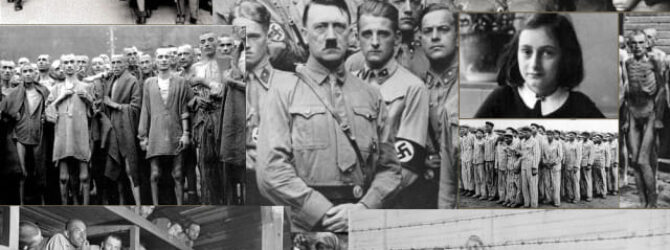 Hitler decreed the Holocaust. Others carried out the decree. He's…