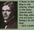 What is charity?
