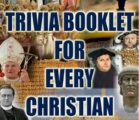 Summarized history of different topics in Christianity, with comparative study.