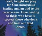 Amen…