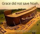 Heb. 11:7 7 Noah was warned by God about things…