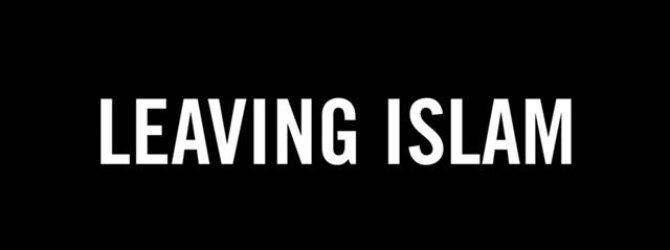 Ex-M0slem on Leaving Islamism! – By M0hamed Ayad #ApostatesExposingIslamism