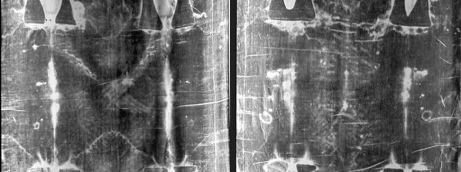 What are your views on the Shroud of Turin and…