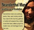 NEANDERTHAL MAN (100% Human and Evolution Crusher) To say Neanderthals…