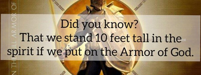 Did you know? That if we put on the whole…