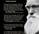 """The """"Back Cover"""" of my new book that CRUSHES Evolution…."""