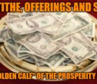You cant pay God back with money Gods True Teachers…