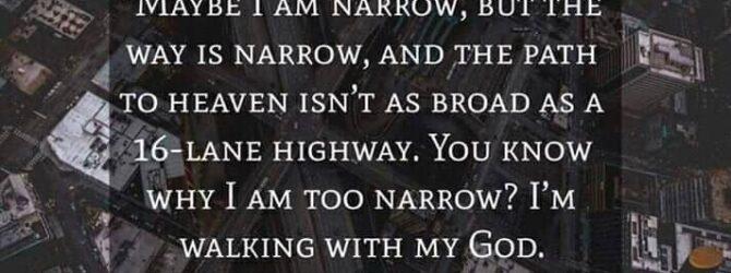 "Luke 13:23-27 23 Someone said to him, ""Lord, how many…"