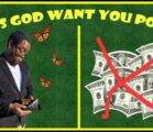 Does God Want You Poor?
