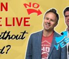 Can We Live Without God? No Way! VIDEO reflection on…