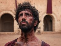 Some argue that Jesus wasn't an actual man, but within…