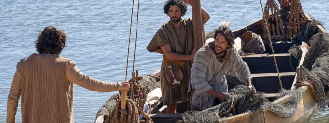 The first original TV series about the life of Jesus…