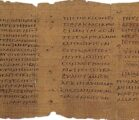 The earliest translations of the Christian Greek Scriptures were into…