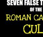 Hello friends I am a FORMER Roman Catholic and I…