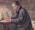 Numerous passages make it evident that the locus of revelation…