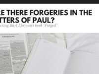 Out of the 13 letters of Paul found in the…