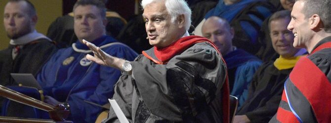 The noted Christianity apologist was born in India and built…