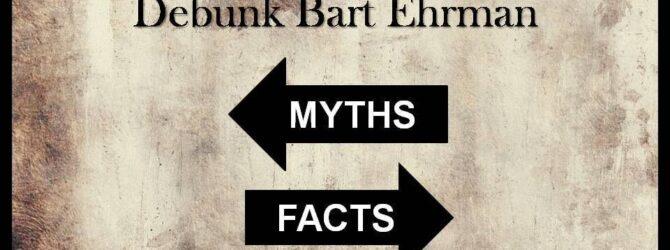 Dr. Bart Ehrman's works could rattle the faith of naïve…