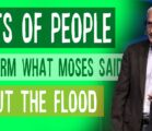 Are there any extra-biblical reasons to believe a devastating flood…